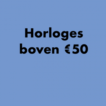 ZGAN Heren Horloges van €50 - €300 - TipTop in orde