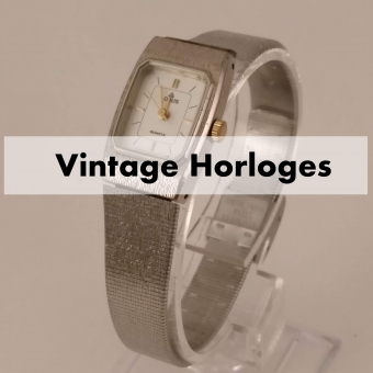 Vintage Dames Horloges - TipTop in orde!