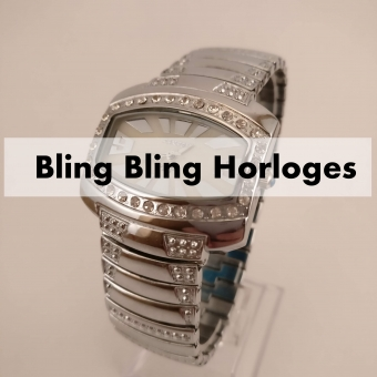 Bling Bling Dames Horloges