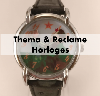ZGAN - Thema & Reclame Heren Horloges - Tiptop in orde