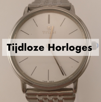ZGAN - Tijdloze Heren Horloges & Dress Watches - Tiptop in orde