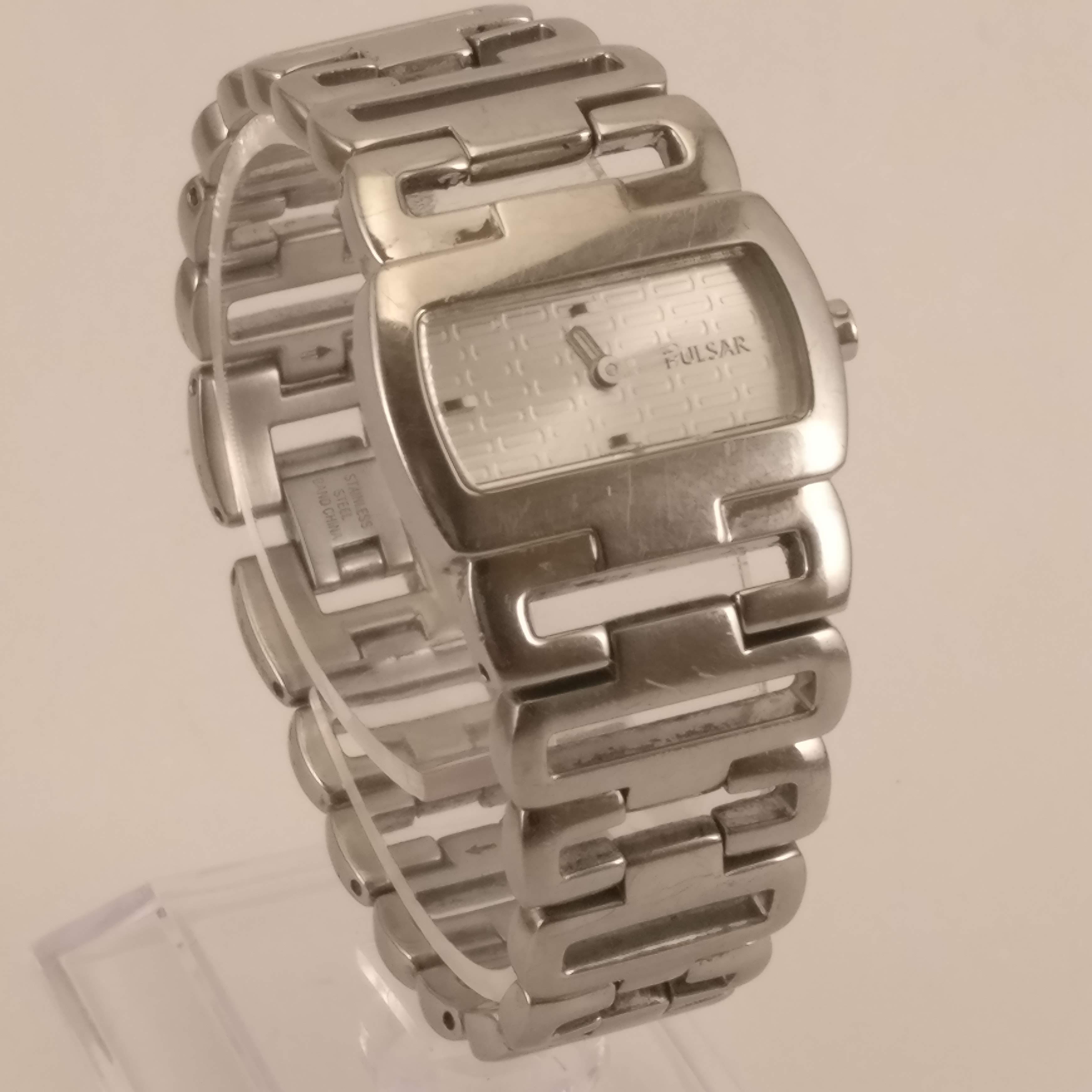 Ongekend Pulsar Dames Horloge, Bijzondere wijzerplaat UO-17