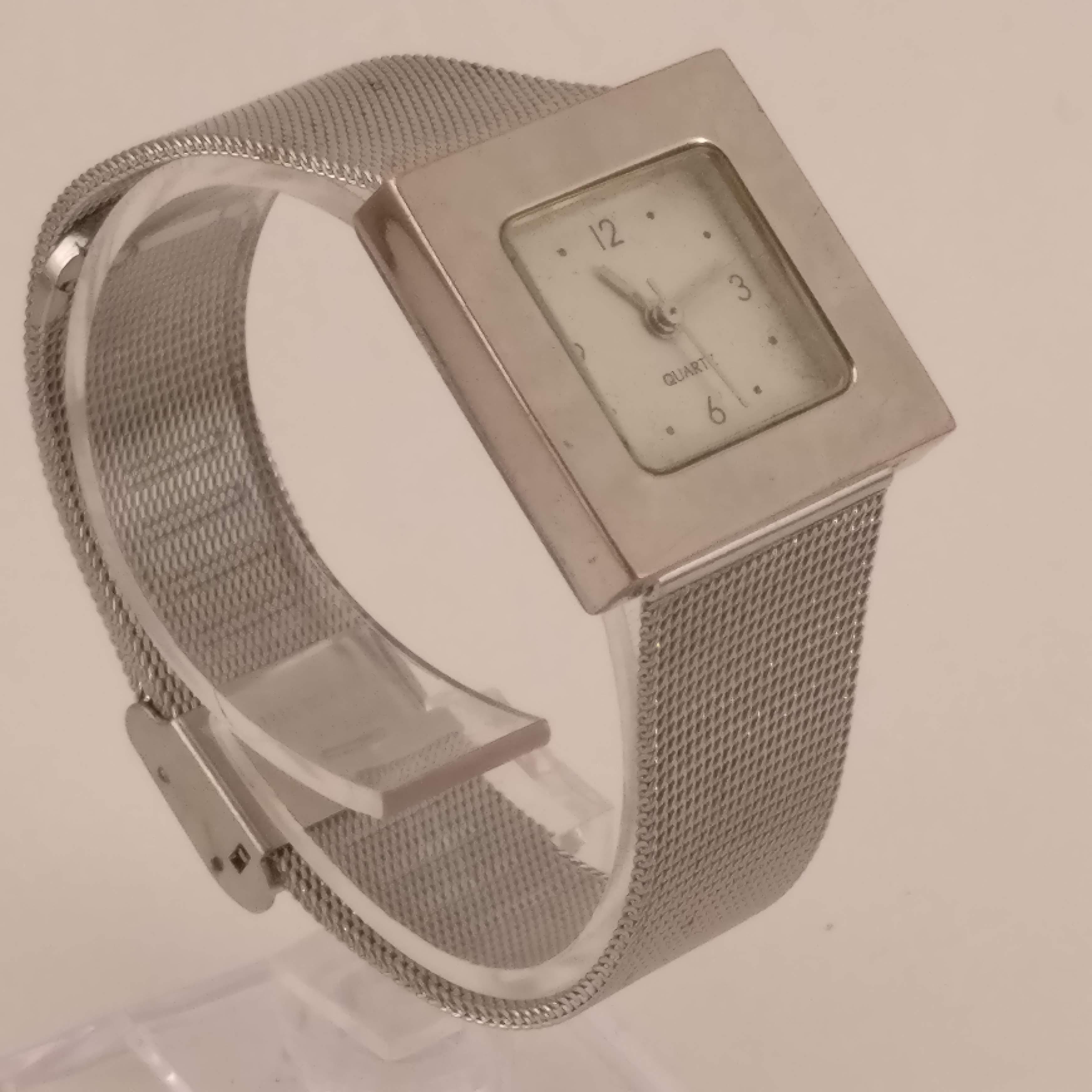 Wonderbaar Vierkant Dames Horloge DE-52