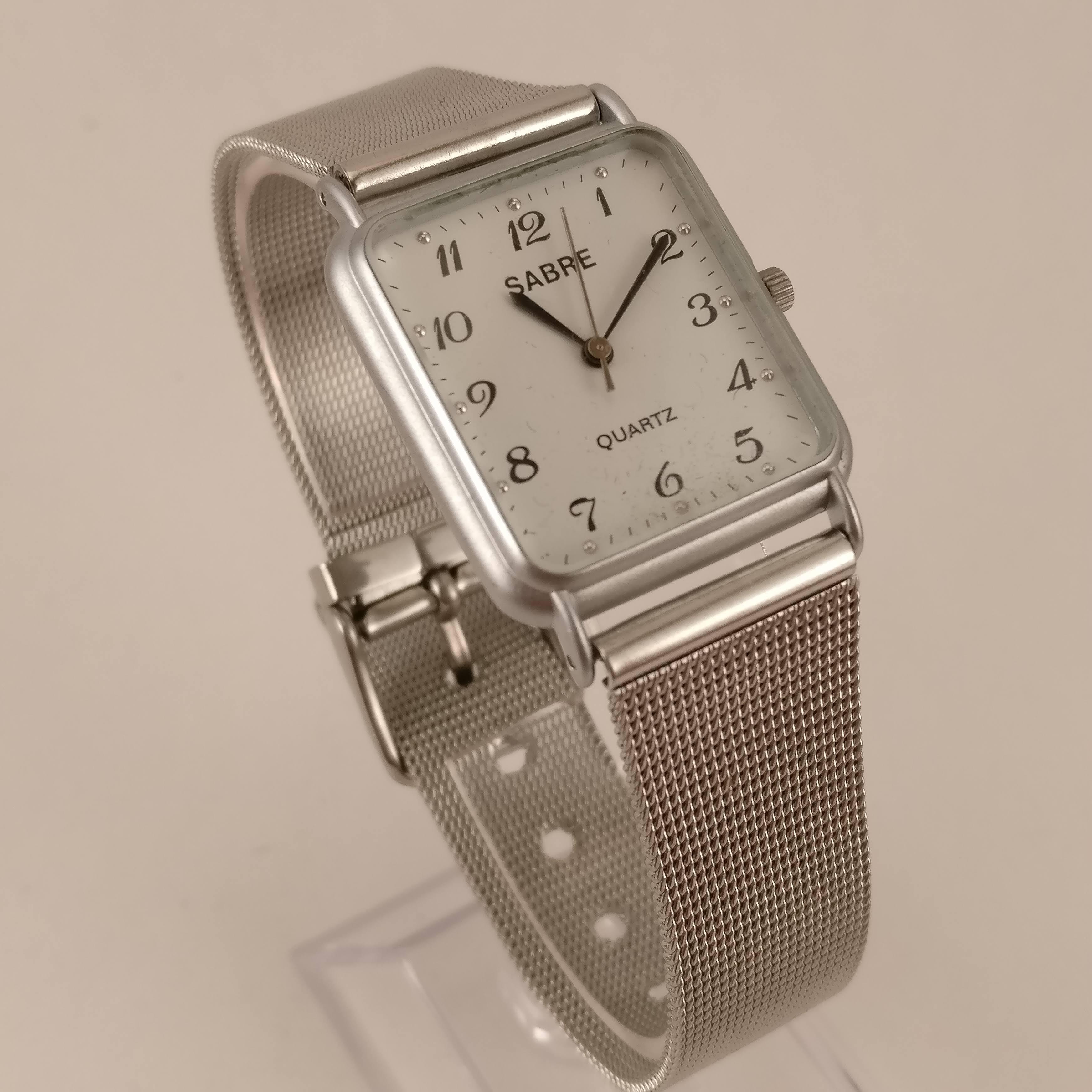 Uitgelezene Sabre Dames Horloge MY-83