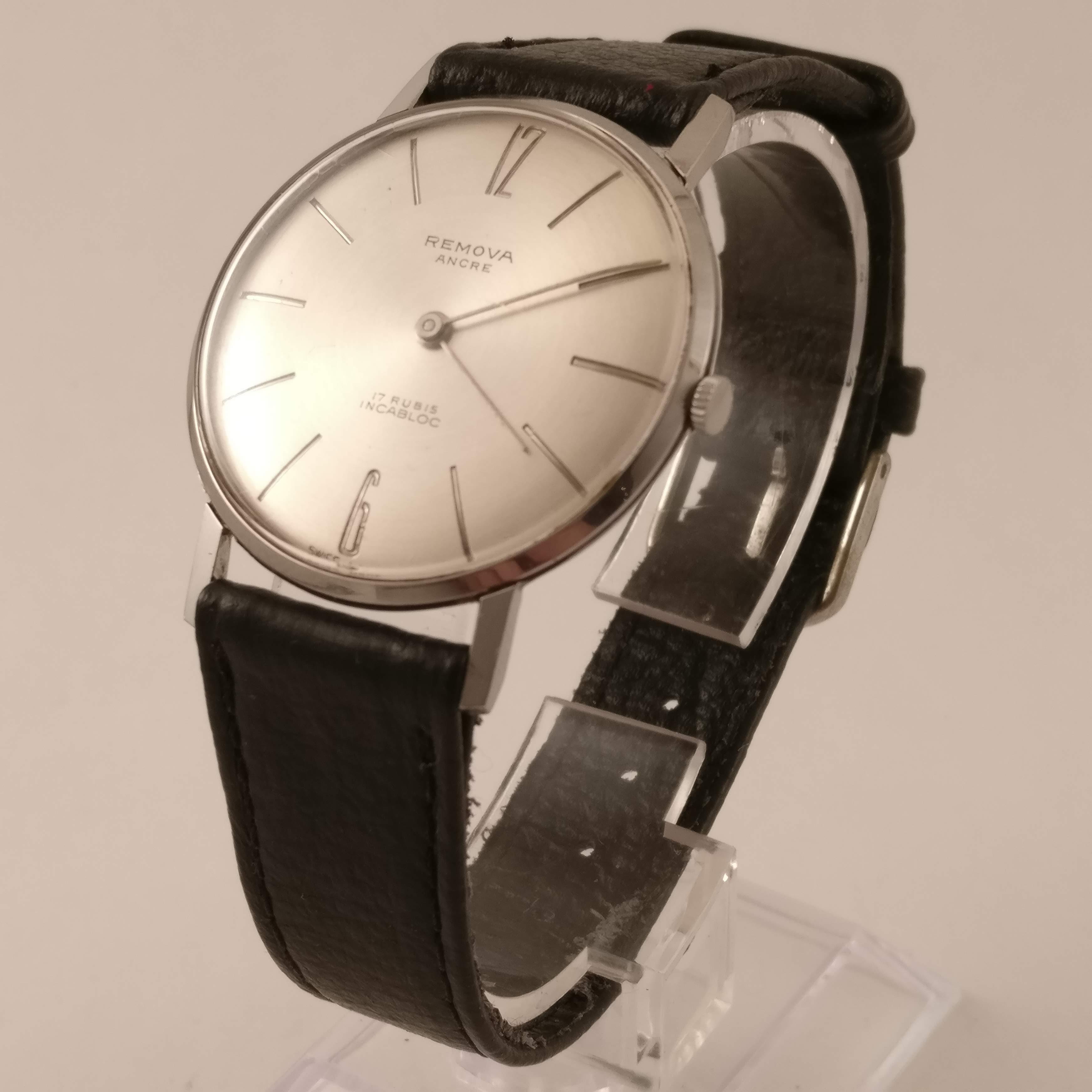 Remova Vintage Heren Horloge