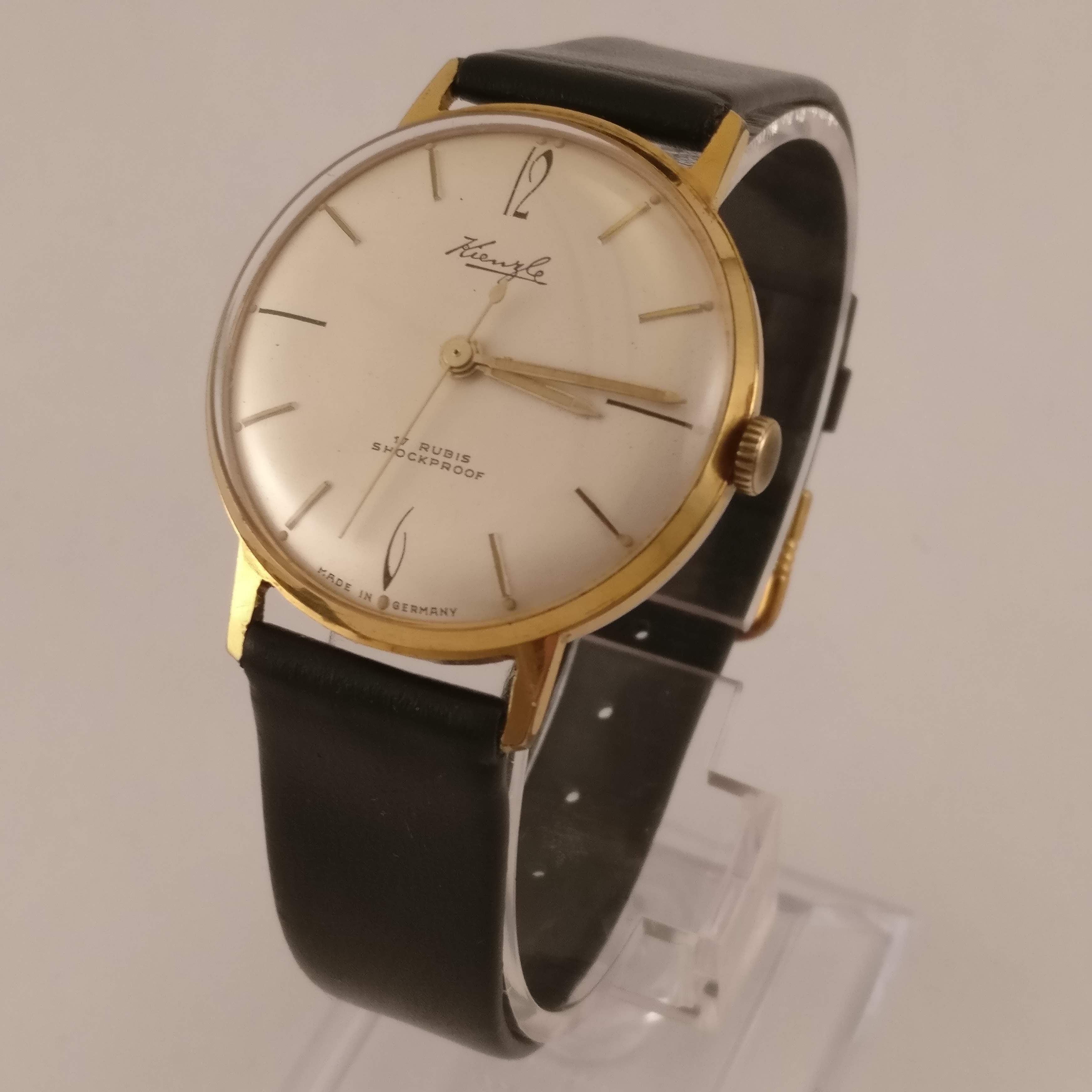 Kienzle Vintage Heren Horloge