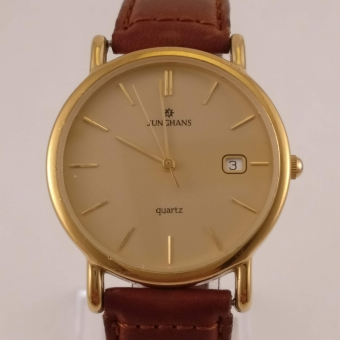 Junghans Heren Horloge, Dress Watch, Voorkant